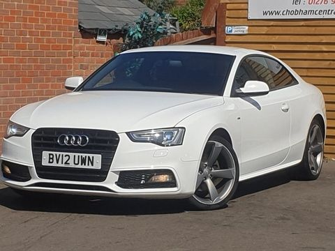 2012 Audi A5 2.0 TDI Black Edition Multitronic 2dr - Picture 6 of 26