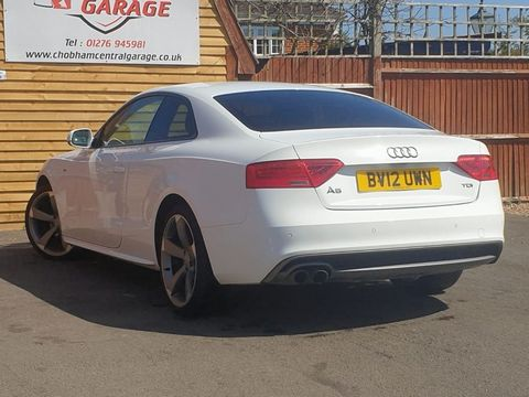 2012 Audi A5 2.0 TDI Black Edition Multitronic 2dr - Picture 8 of 26