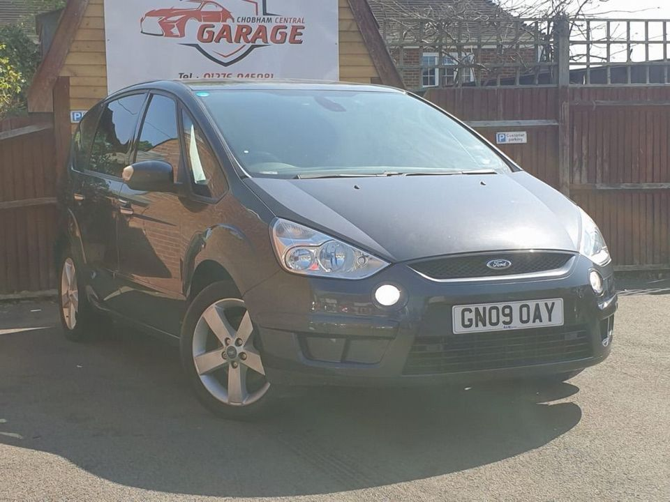 2009 Ford S-Max 2.2 TDCi Titanium 5dr - Picture 1 of 27