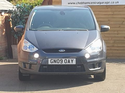 2009 Ford S-Max 2.2 TDCi Titanium 5dr - Picture 5 of 27
