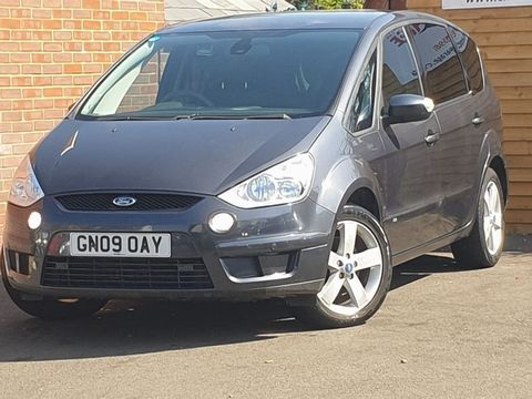2009 Ford S-Max 2.2 TDCi Titanium 5dr - Picture 6 of 27