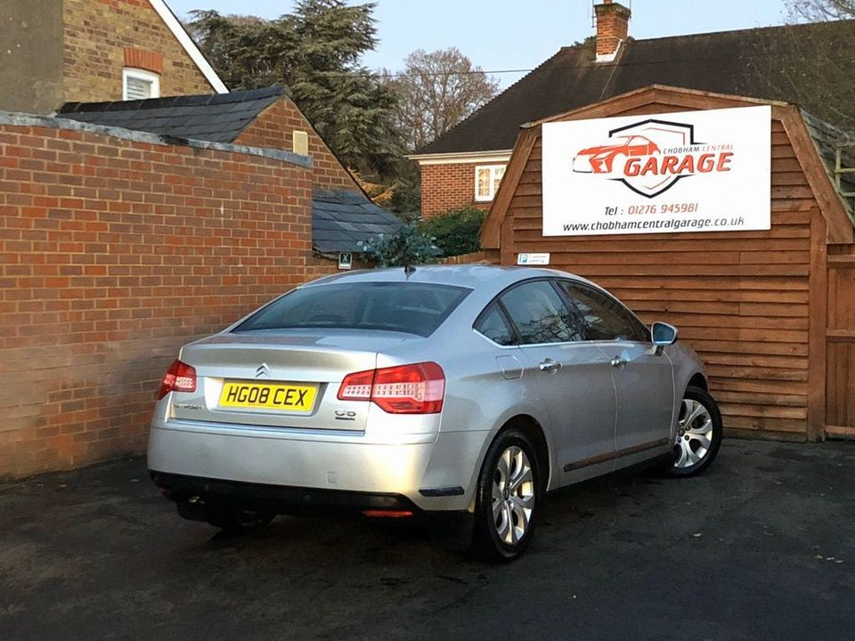 2008 Citroen C5 2.0 HDi Exclusive 4dr - Picture 11 of 38