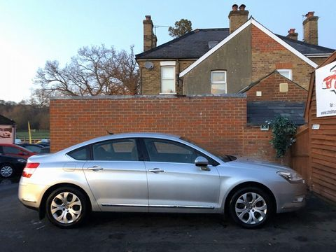 2008 Citroen C5 2.0 HDi Exclusive 4dr - Picture 12 of 38