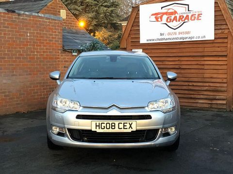 2008 Citroen C5 2.0 HDi Exclusive 4dr - Picture 5 of 38