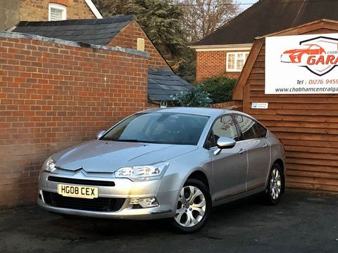2008 Citroen C5 2.0 HDi Exclusive 4dr - Picture 6 of 38