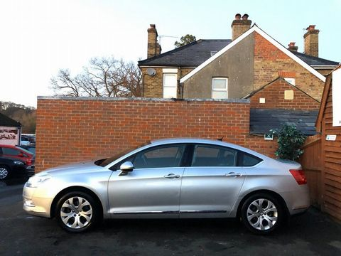 2008 Citroen C5 2.0 HDi Exclusive 4dr - Picture 7 of 38