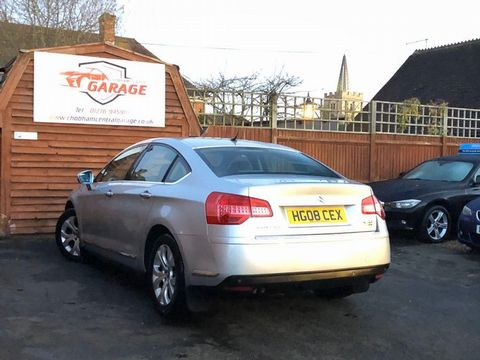 2008 Citroen C5 2.0 HDi Exclusive 4dr - Picture 9 of 38
