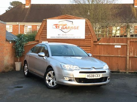 2008 Citroen C5 2.0 HDi Exclusive 4dr