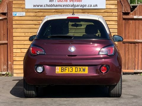 2013 Vauxhall ADAM 1.4 16v GLAM 3dr - Picture 10 of 27