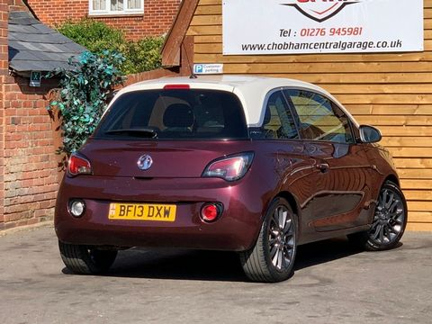 2013 Vauxhall ADAM 1.4 16v GLAM 3dr - Picture 12 of 27
