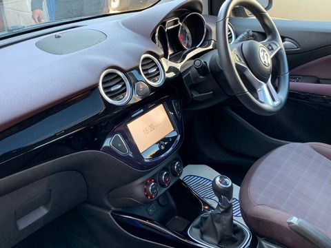 2013 Vauxhall ADAM 1.4 16v GLAM 3dr - Picture 18 of 27