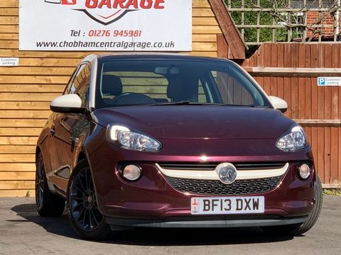 2013 Vauxhall ADAM 1.4 16v GLAM 3dr - Picture 1 of 27