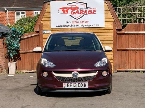2013 Vauxhall ADAM 1.4 16v GLAM 3dr - Picture 4 of 27