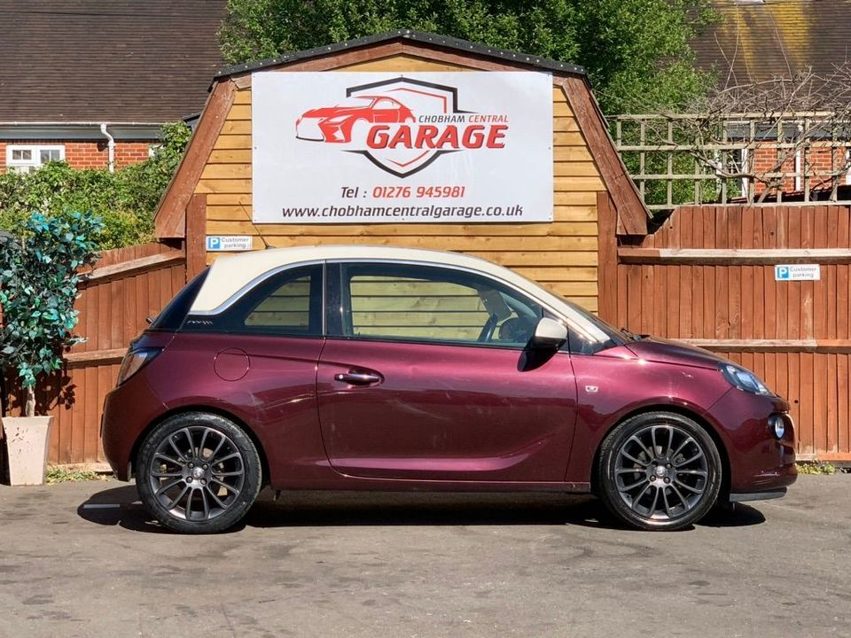 2013 Vauxhall ADAM 1.4 16v GLAM 3dr - Picture 7 of 27