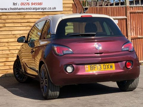 2013 Vauxhall ADAM 1.4 16v GLAM 3dr - Picture 8 of 27