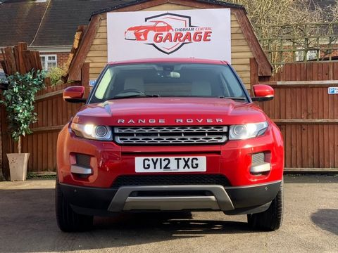 2012 Land Rover Range Rover Evoque 2.2 ED4 Pure Tech 2WD 5dr - Picture 4 of 34