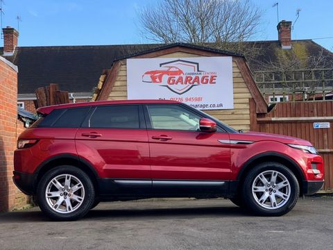 2012 Land Rover Range Rover Evoque 2.2 ED4 Pure Tech 2WD 5dr - Picture 7 of 34