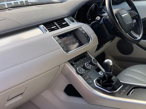 2012 Land Rover Range Rover Evoque 2.2 ED4 Pure Tech 2WD 5dr - Picture 15 of 34