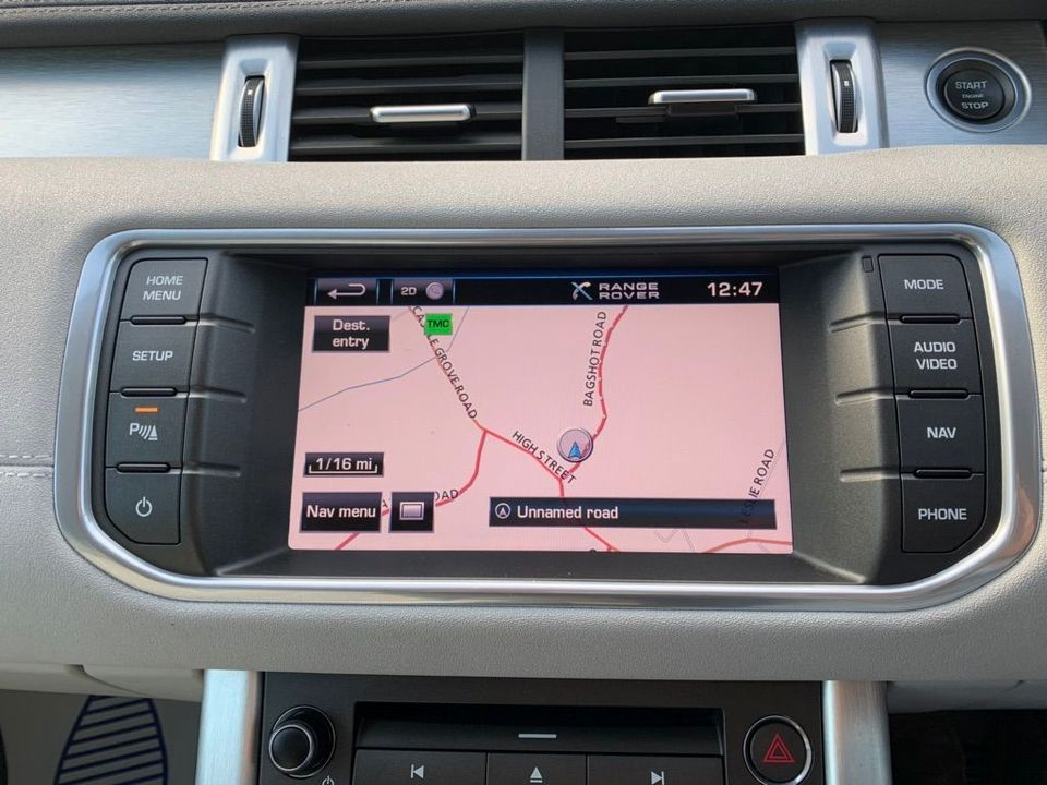 2012 Land Rover Range Rover Evoque 2.2 ED4 Pure Tech 2WD 5dr - Picture 31 of 34