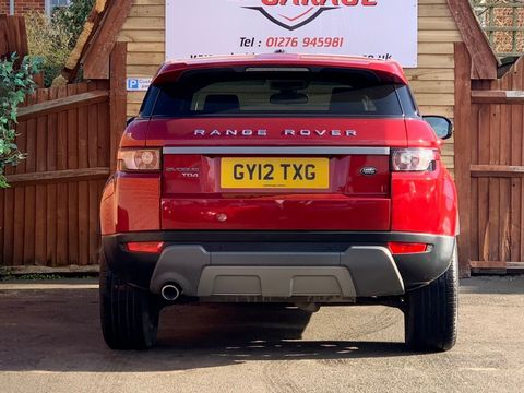 2012 Land Rover Range Rover Evoque 2.2 ED4 Pure Tech 2WD 5dr - Picture 9 of 34