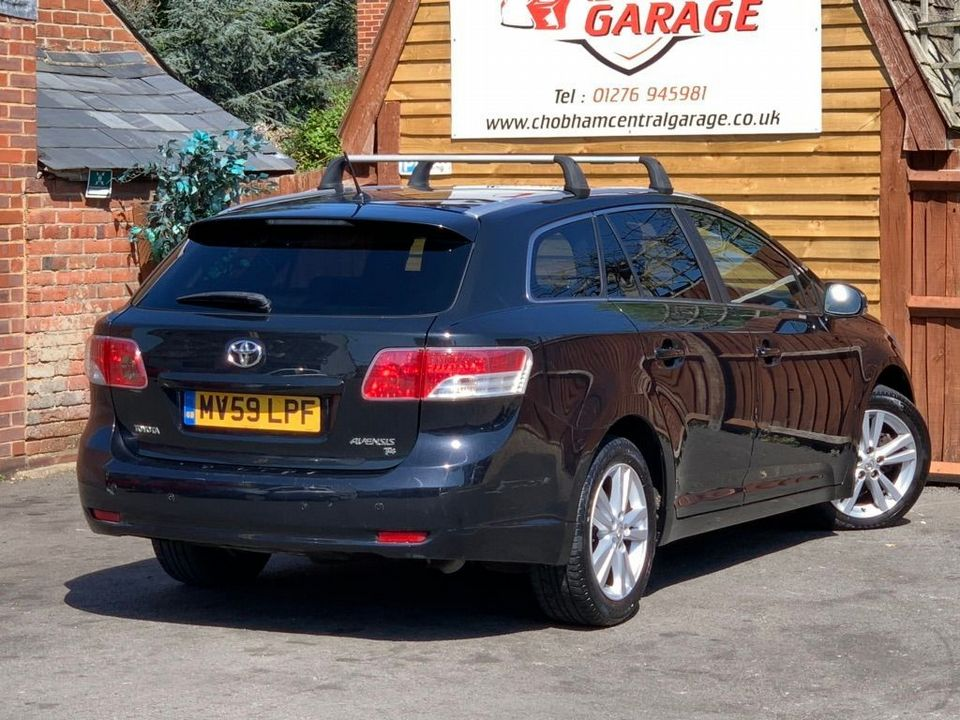 2009 Toyota Avensis 2.0 D-4D T4 5dr - Picture 10 of 26