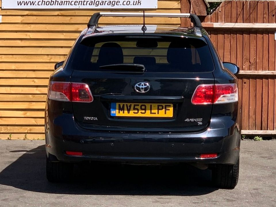 2009 Toyota Avensis 2.0 D-4D T4 5dr - Picture 11 of 26
