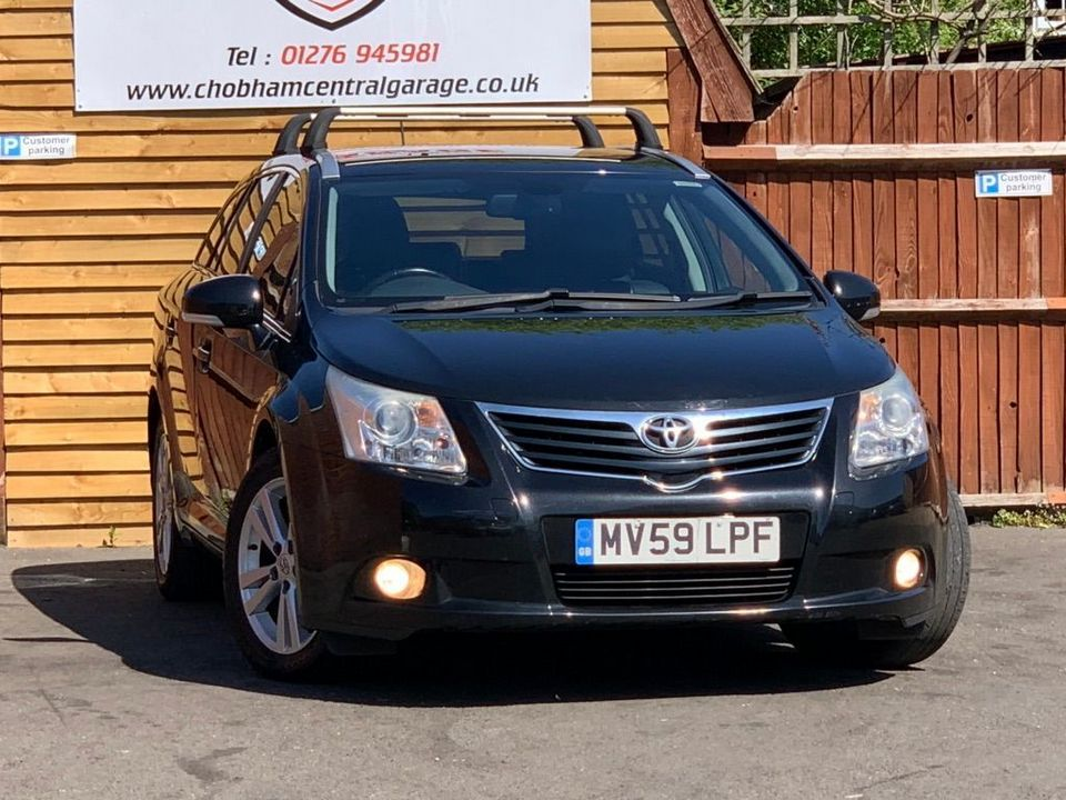 2009 Toyota Avensis 2.0 D-4D T4 5dr - Picture 1 of 26