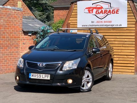 2009 Toyota Avensis 2.0 D-4D T4 5dr - Picture 6 of 26