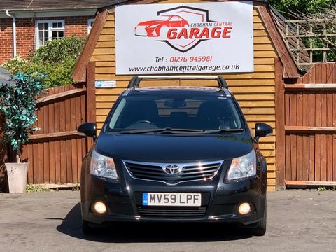 2009 Toyota Avensis 2.0 D-4D T4 5dr - Picture 4 of 26
