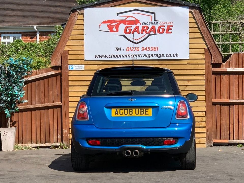 2008 MINI Hatch 1.6 Cooper S 3dr - Picture 10 of 22