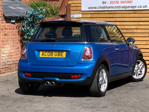 2008 MINI Hatch 1.6 Cooper S 3dr - Picture 11 of 22