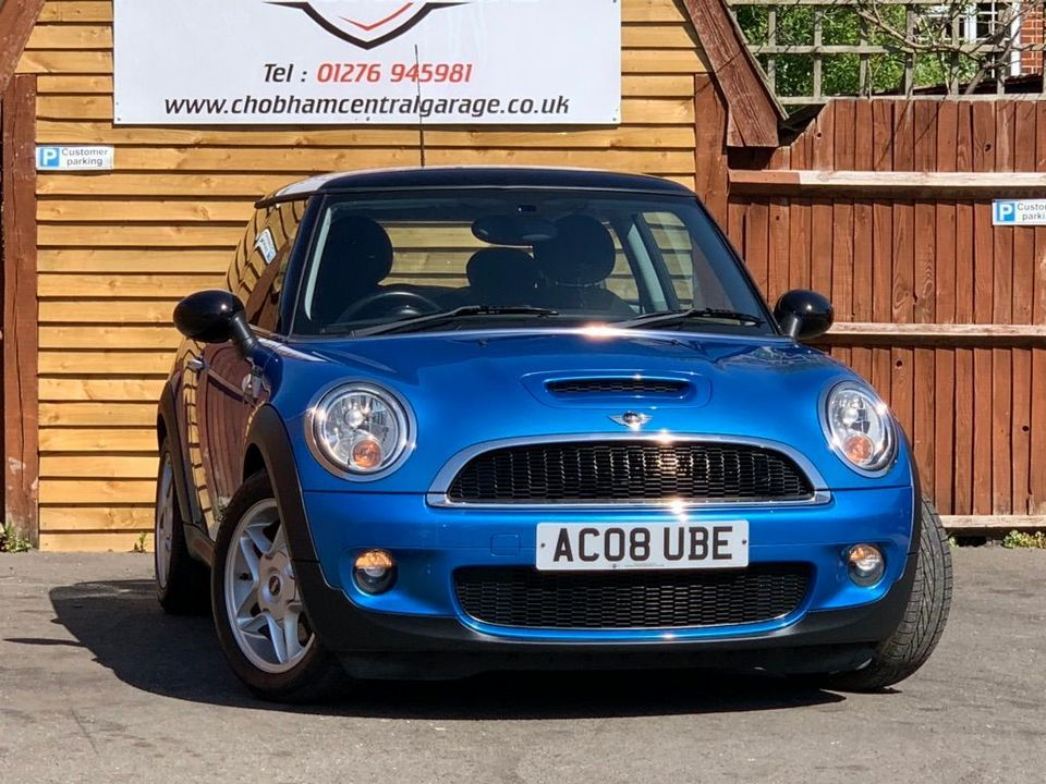 2008 MINI Hatch 1.6 Cooper S 3dr - Picture 1 of 22