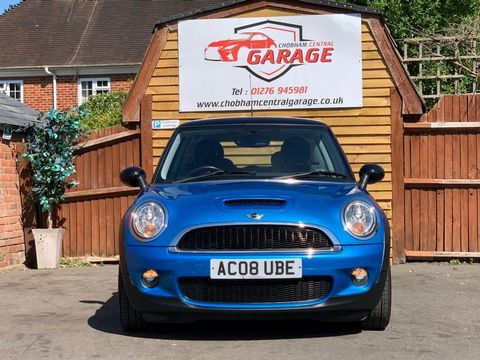 2008 MINI Hatch 1.6 Cooper S 3dr - Picture 5 of 22