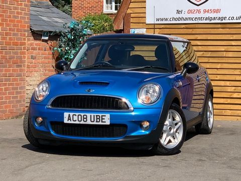 2008 MINI Hatch 1.6 Cooper S 3dr - Picture 6 of 22