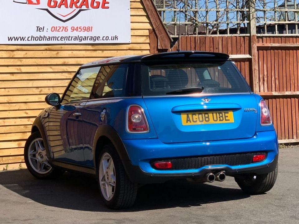 2008 MINI Hatch 1.6 Cooper S 3dr - Picture 9 of 22