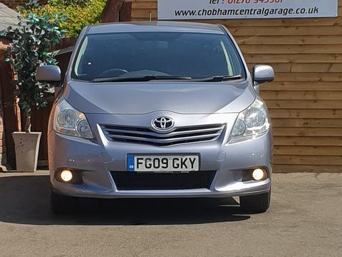 2009 Toyota Verso 1.8 V-Matic TR 5dr - Picture 5 of 30