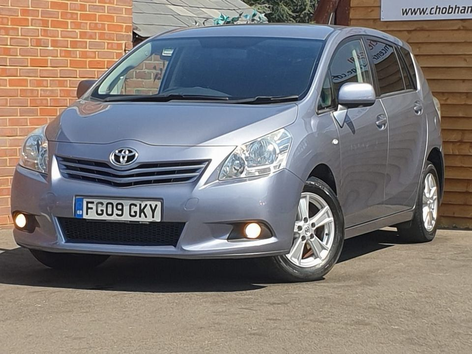 2009 Toyota Verso 1.8 V-Matic TR 5dr - Picture 7 of 30
