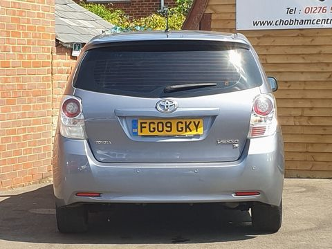 2009 Toyota Verso 1.8 V-Matic TR 5dr - Picture 9 of 30