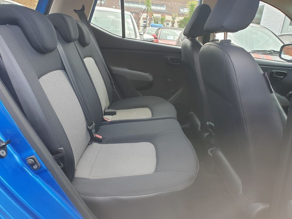 2010 Hyundai i10 1.2 Classic 5dr - Picture 20 of 25