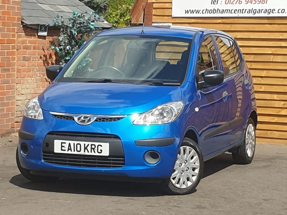 2010 Hyundai i10 1.2 Classic 5dr - Picture 6 of 25