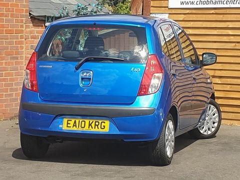 2010 Hyundai i10 1.2 Classic 5dr - Picture 11 of 25