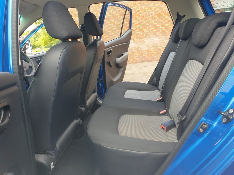 2010 Hyundai i10 1.2 Classic 5dr - Picture 18 of 25
