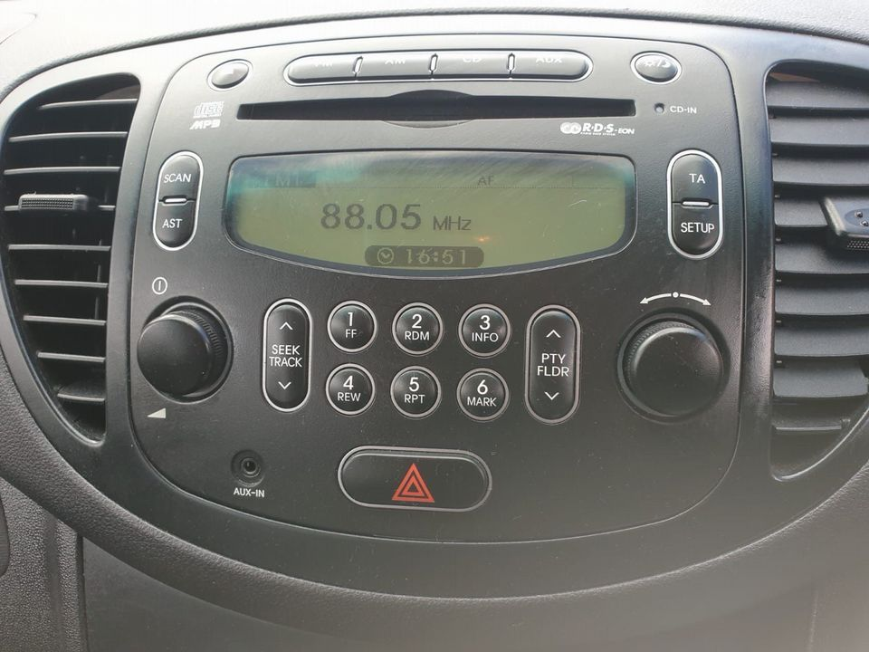 2010 Hyundai i10 1.2 Classic 5dr - Picture 24 of 25
