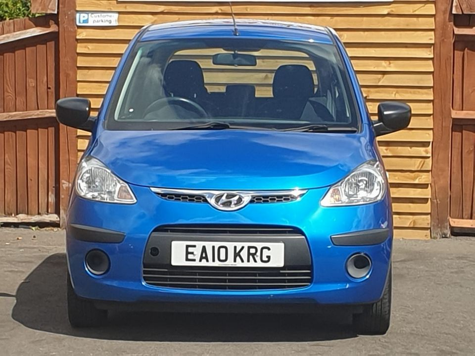 2010 Hyundai i10 1.2 Classic 5dr - Picture 4 of 25