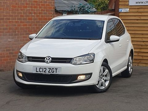 2012 Volkswagen Polo 1.2 Match 5dr - Picture 1 of 24