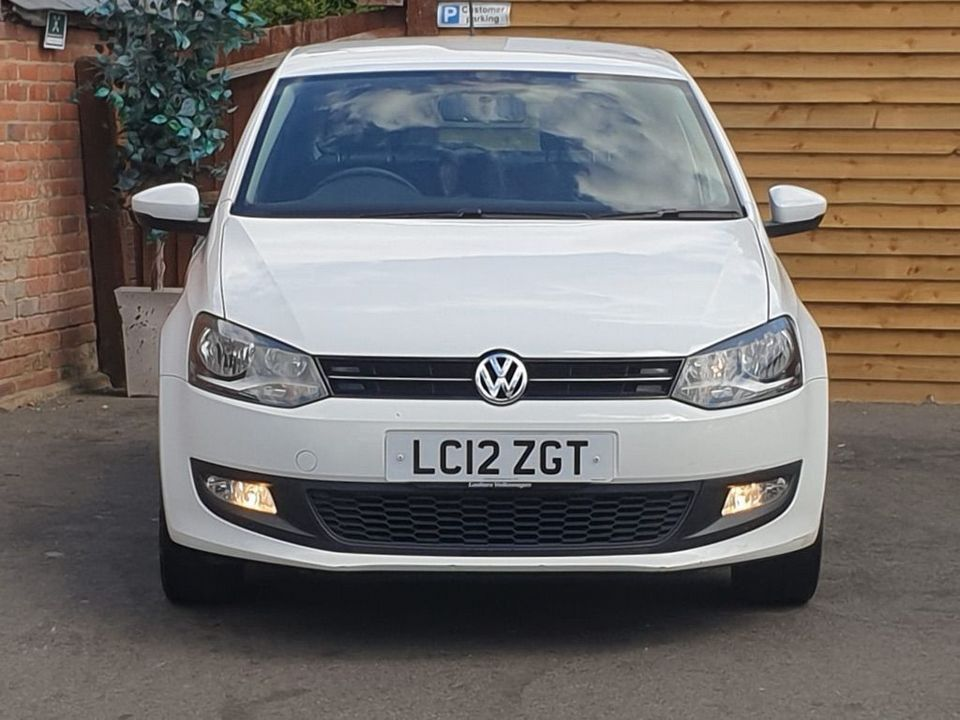 2012 Volkswagen Polo 1.2 Match 5dr - Picture 4 of 24