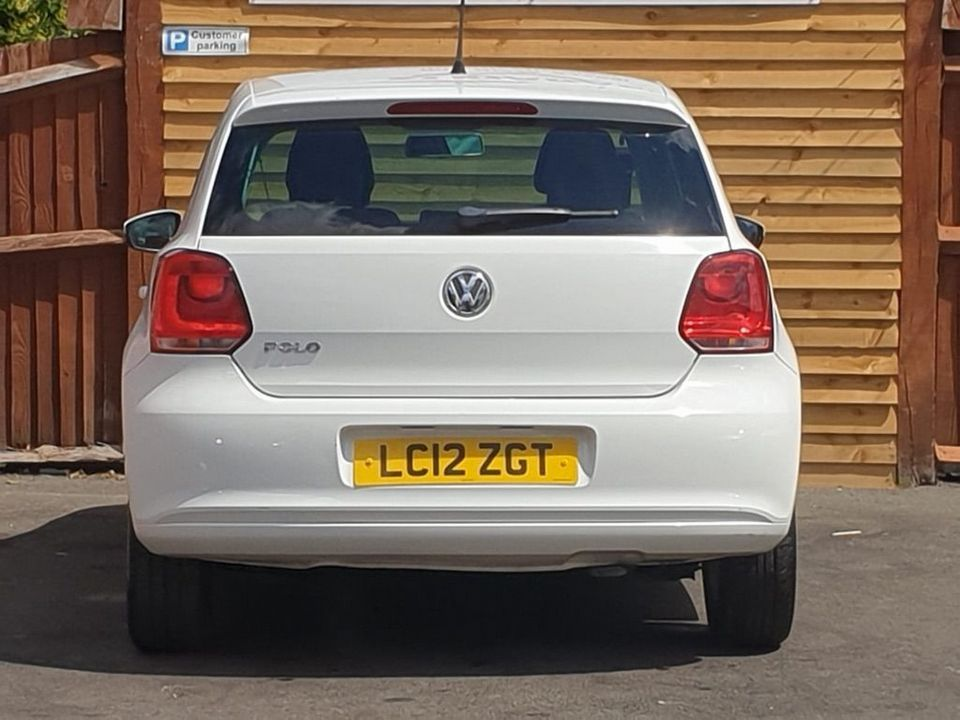 2012 Volkswagen Polo 1.2 Match 5dr - Picture 5 of 24