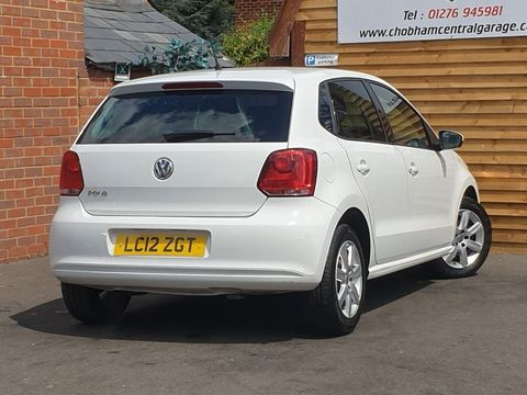 2012 Volkswagen Polo 1.2 Match 5dr - Picture 7 of 24