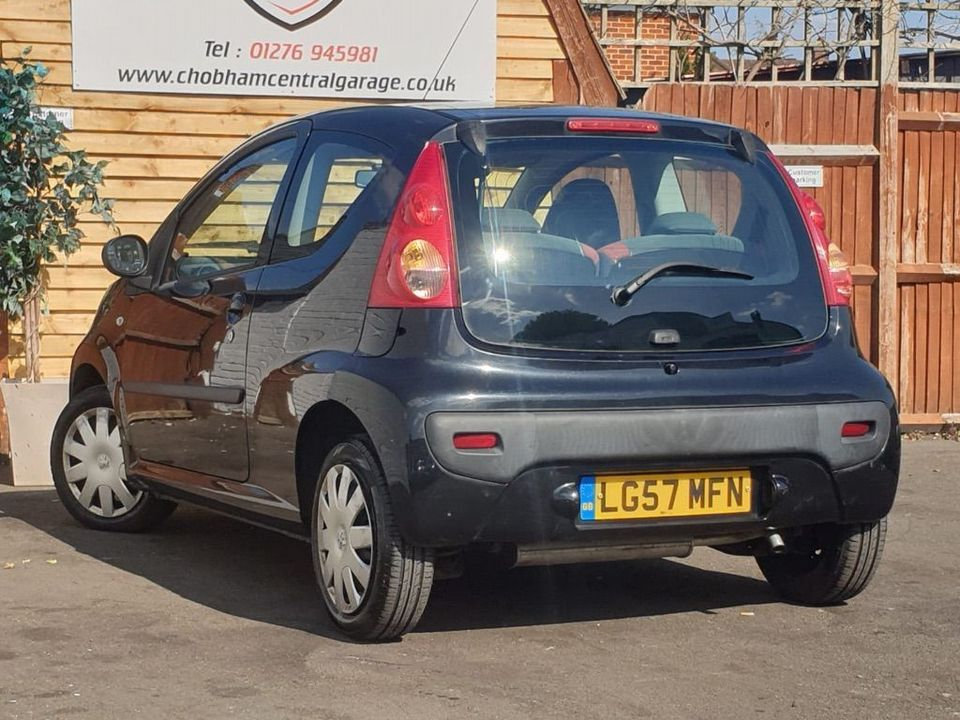 2008 Peugeot 107 1.0 12v Urban Move 3dr - Picture 6 of 23