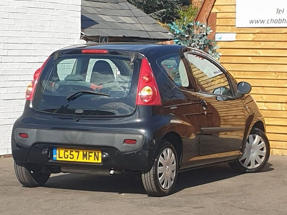 2008 Peugeot 107 1.0 12v Urban Move 3dr - Picture 8 of 23